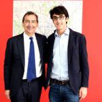 Luca Costamagna con Beppe Sala - Candidato Consiglio di Municipio 3