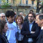 Luca Costamagna - Evento 23 Aprile in Zona 3 - Candidato Consiglio di Municipio 3